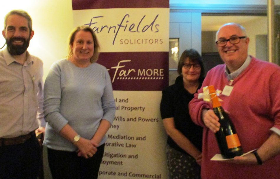 Farnfields Hosts Charity Quiz in Aid of Jacob's Ladder image