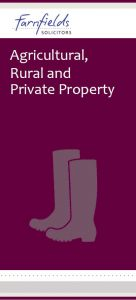 Agricultural, Rural and Private Property  preview