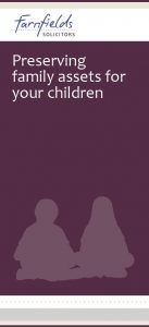 Preserving family assets for your children preview