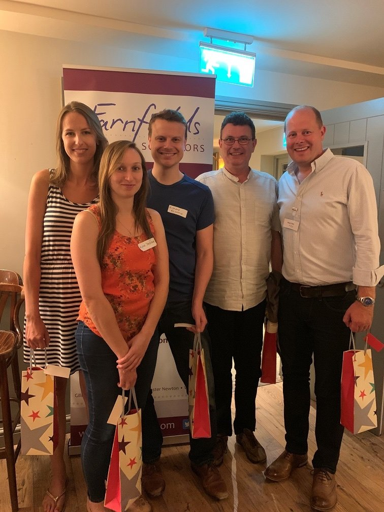Climbing new heights with Jacobs Ladder Charity Quiz Night image