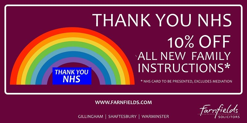 NHS Discount on Family Matters image